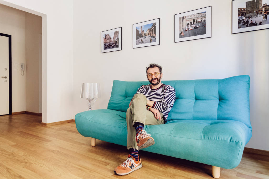Best Airbnb in Bologna - Antonio host
