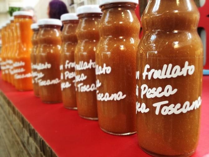 SANA Bologna 2013 smoothie