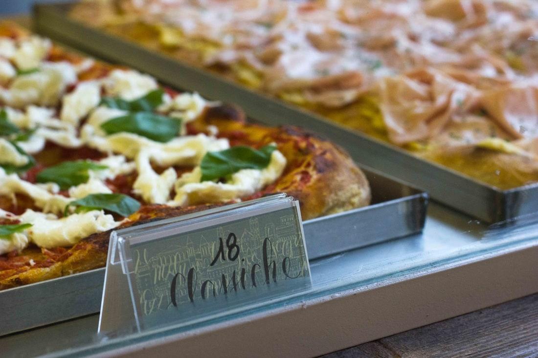 O Fiore Mio Pizza Bologna - Classic Margherita Pizza
