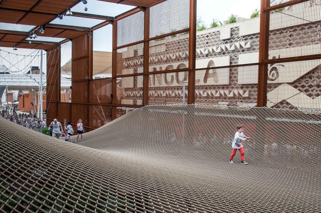 Expo 2015 - Brazil Pavilion