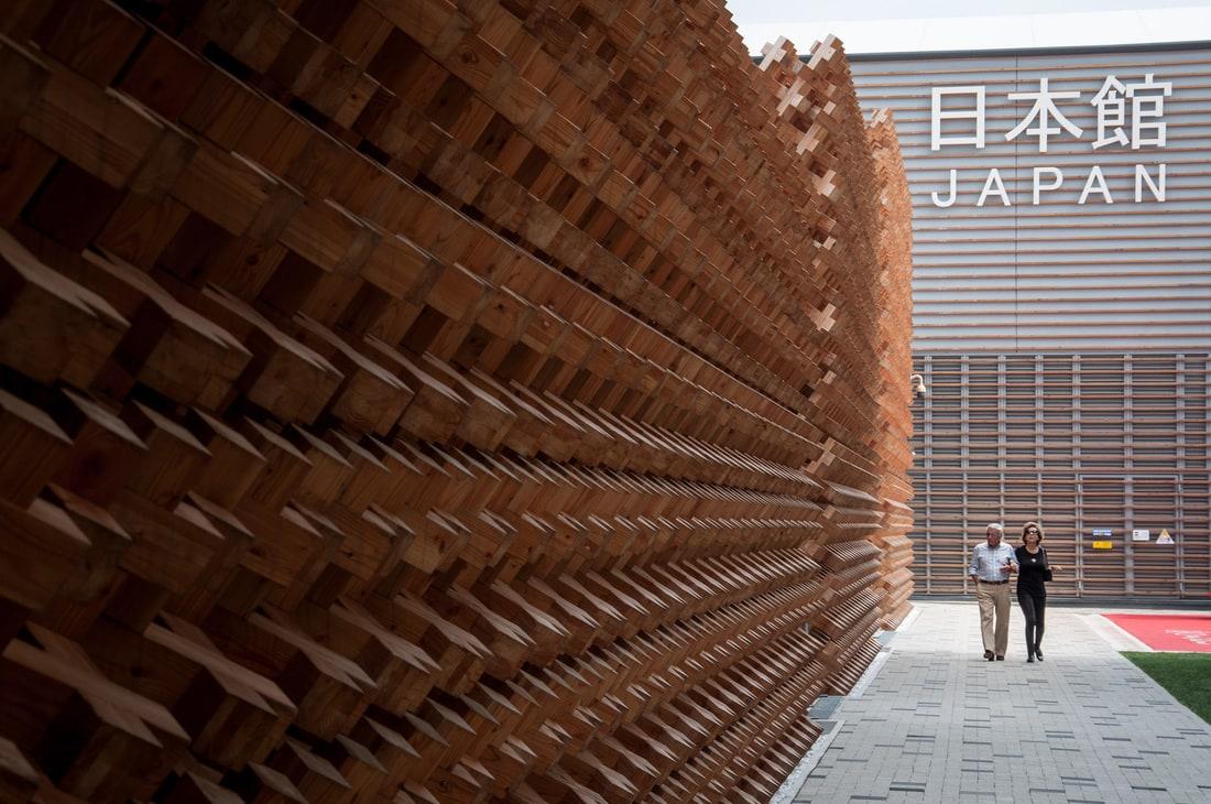 Expo 2015 - Japan Pavilion
