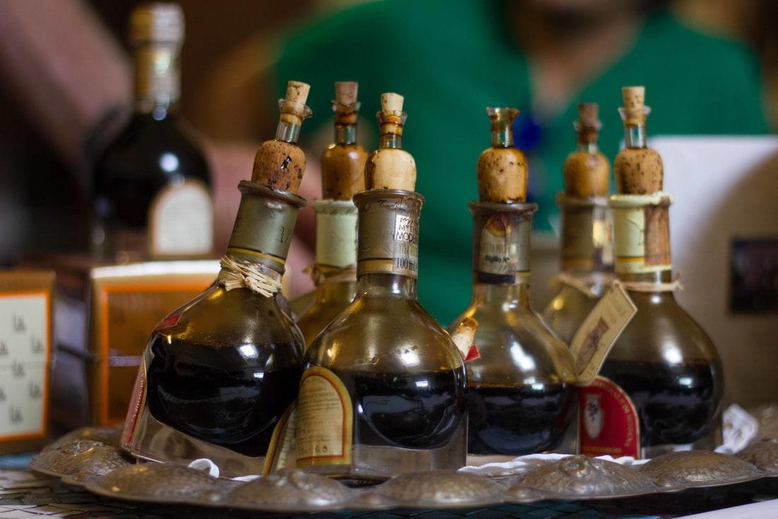 Balsamic vinegar tradizionale of Modena