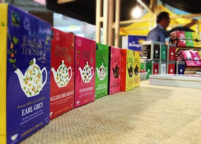 SANA Bologna 2013 tea
