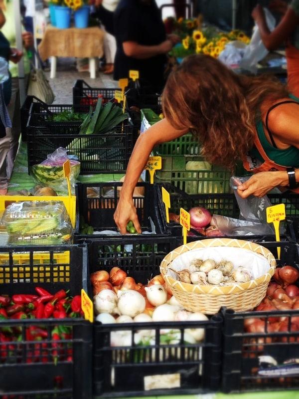 Bologna Mercato della Terra Slow Food