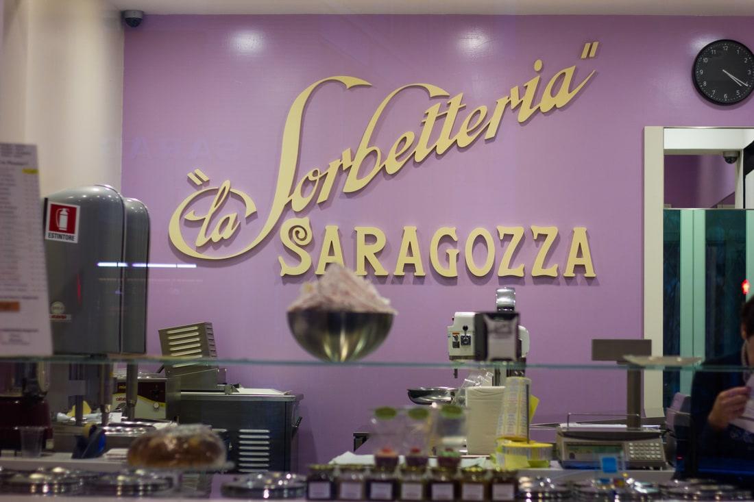 Sorbetteria Saragozza