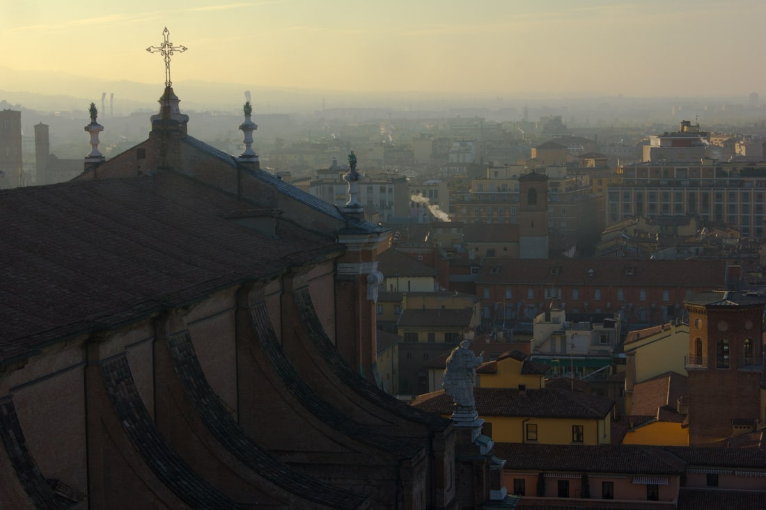 Bologna Cathedral San Pietro