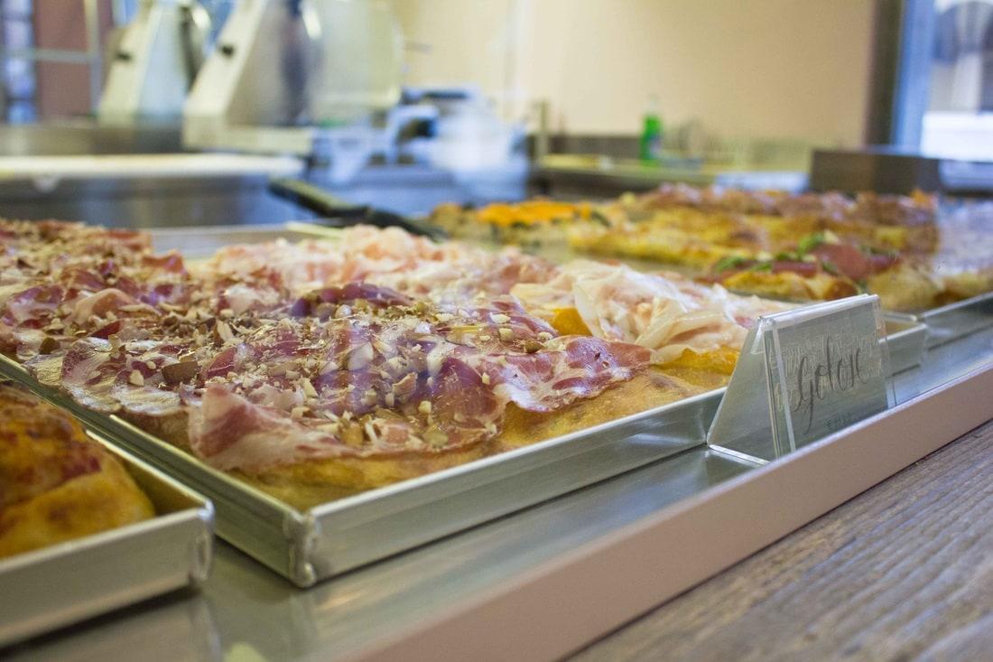 O Fiore Mio Pizza Bologna