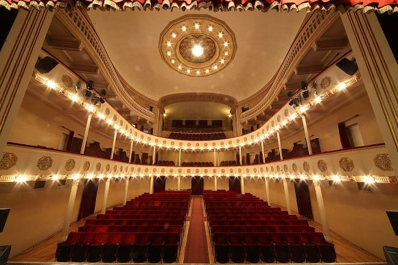 Theatres in Bologna
