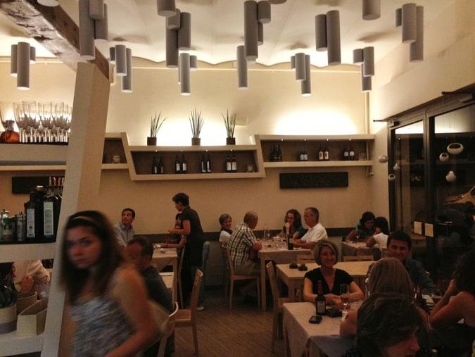 Photo of Zenzero main room