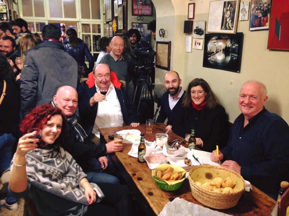 Rick Stein's Long Weekend in Bologna - Osteria del Sole