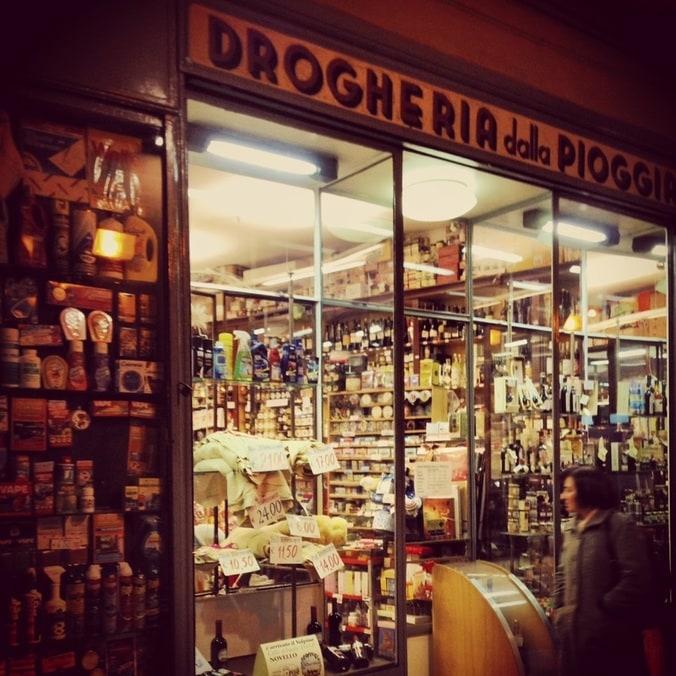 Drogheria della Pioggia Bologna