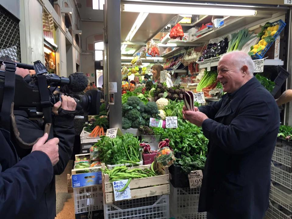 Rick Stein's Long Weekend in Bologna - Mercato delle Erbe