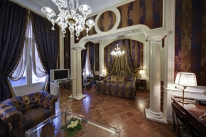 Luxury Hotel in Bologna - Majestic