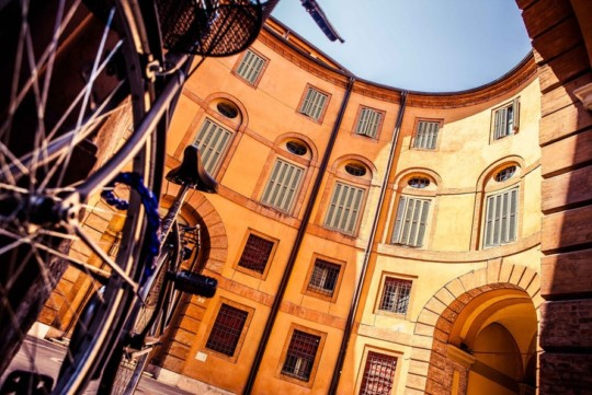 Day trips from Bologna: Ferrara