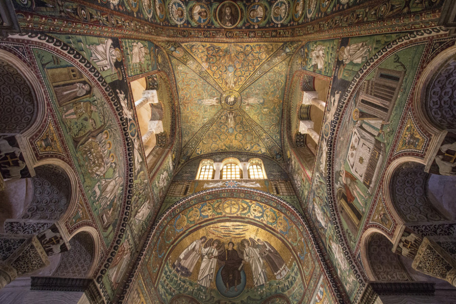 Day trip from Bologna - Ravenna