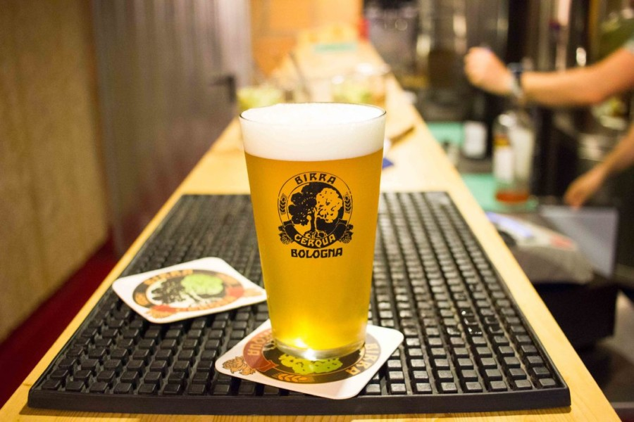 Beer in Bologna - Birra Cerqua microbrewery