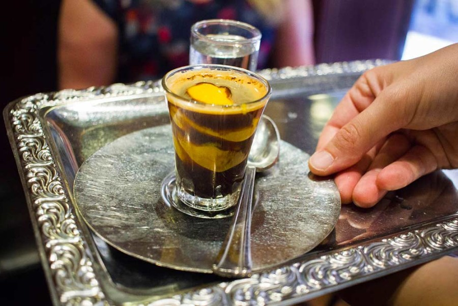 Classic bologna food tour gourmet coffee