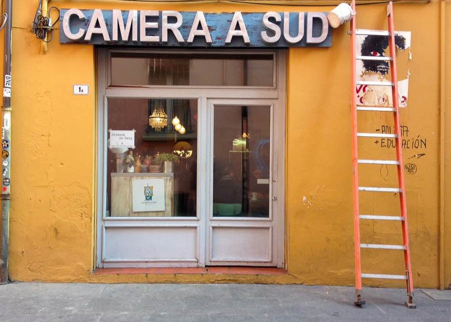 Aperitivo in Bologna - Camera a Sud