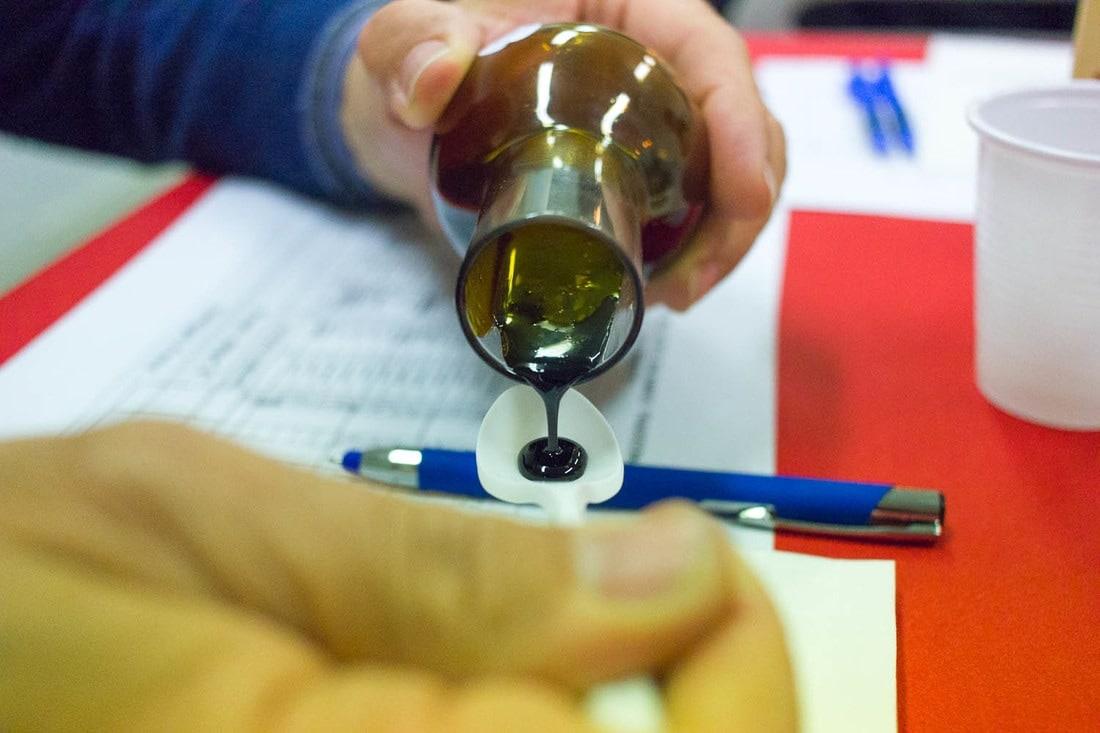 Balsamic vinegar - tasting