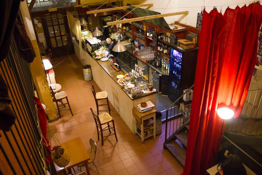 Bar Senza Nome Bologna - The Bar