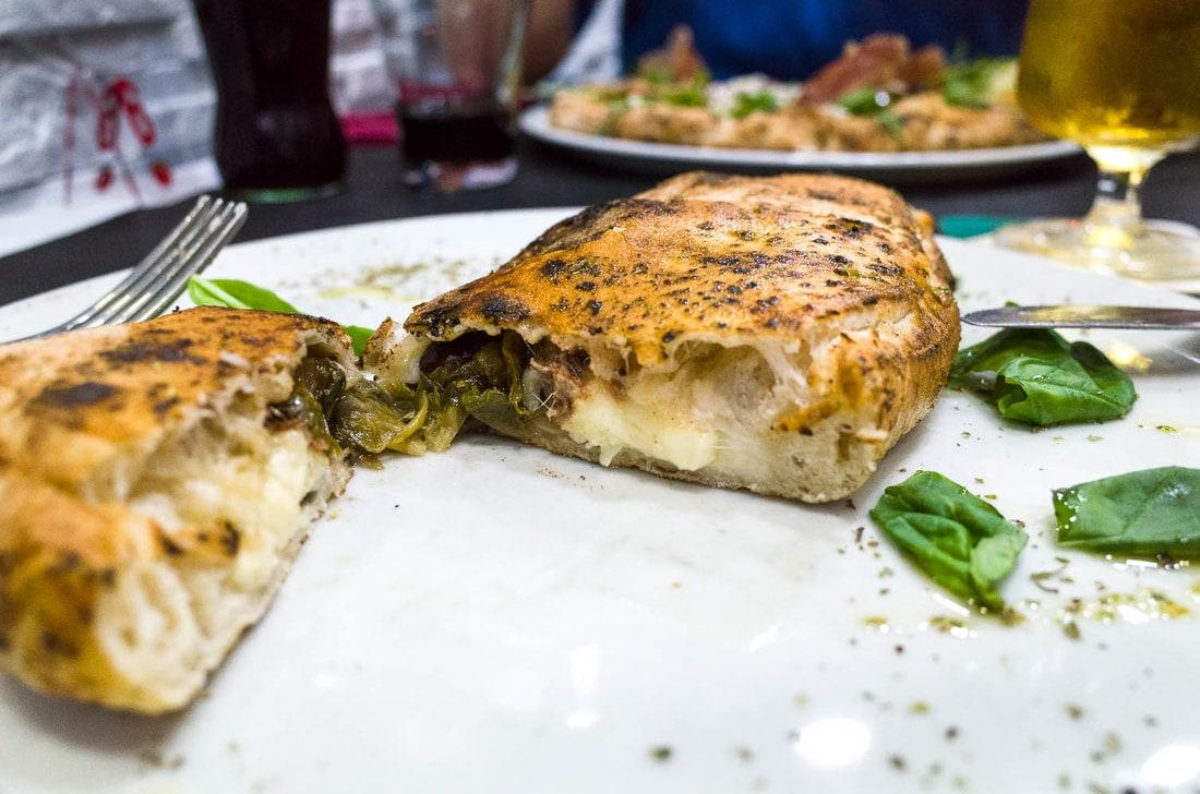 Best Pizza in Bologna - Bianco Farina