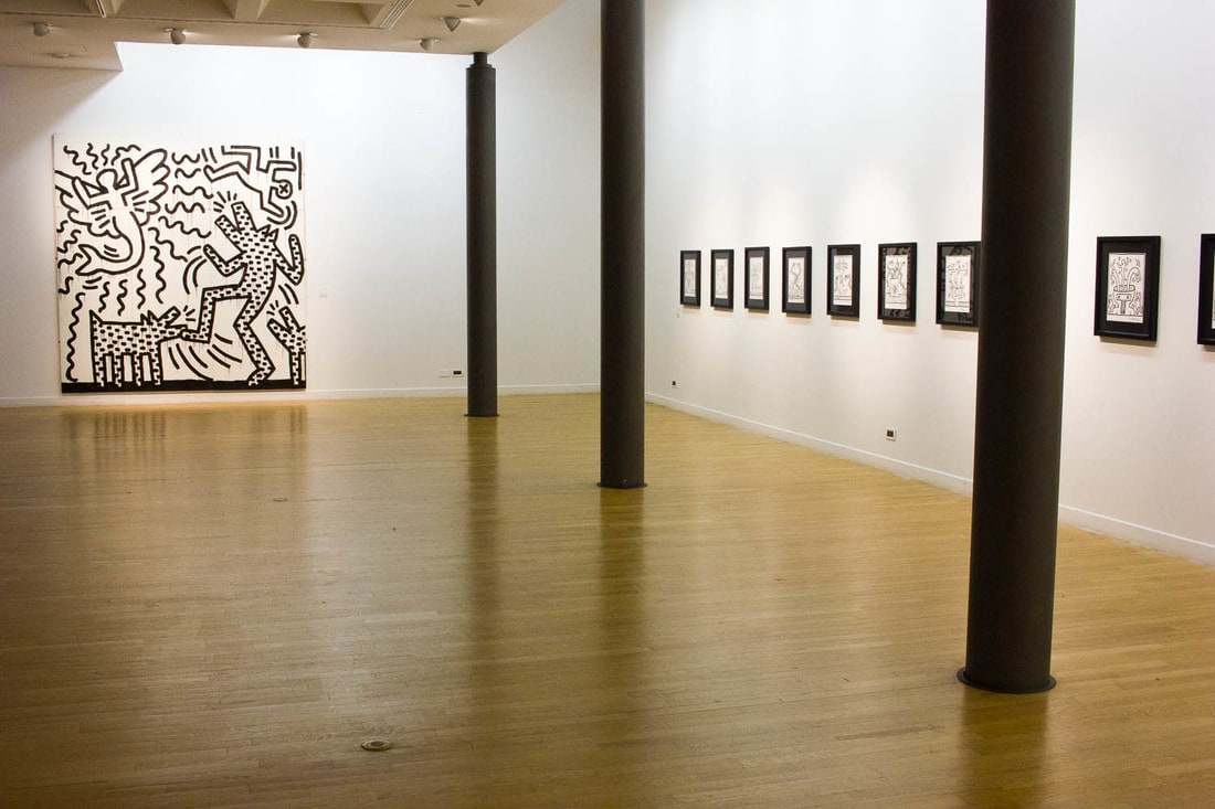 Bologna art exhibition 2018 - Keith Haring