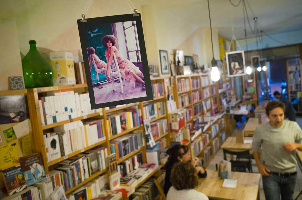 Bologna bookshop - La confraternita dell'uva