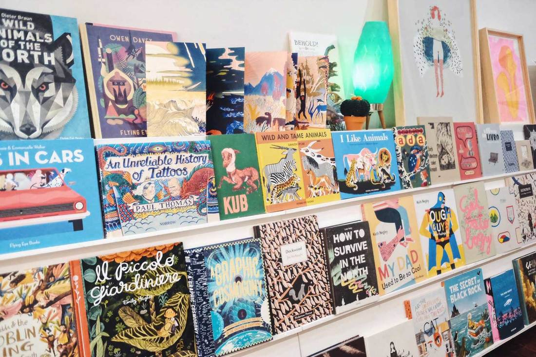 Bologna bookshop - Inuit
