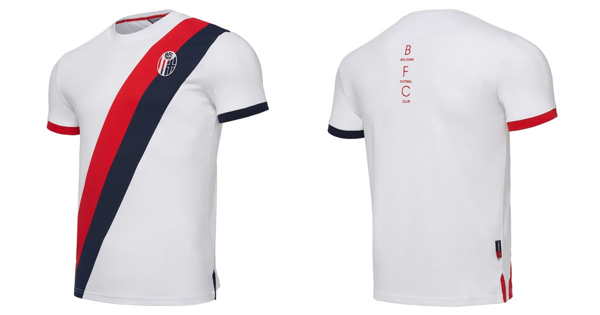 Christmas gifts from Bologna - Bologna F.C. shirt