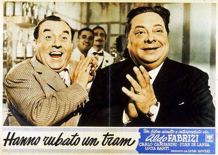 Movies set in Bologna - Hanno rubato un tram