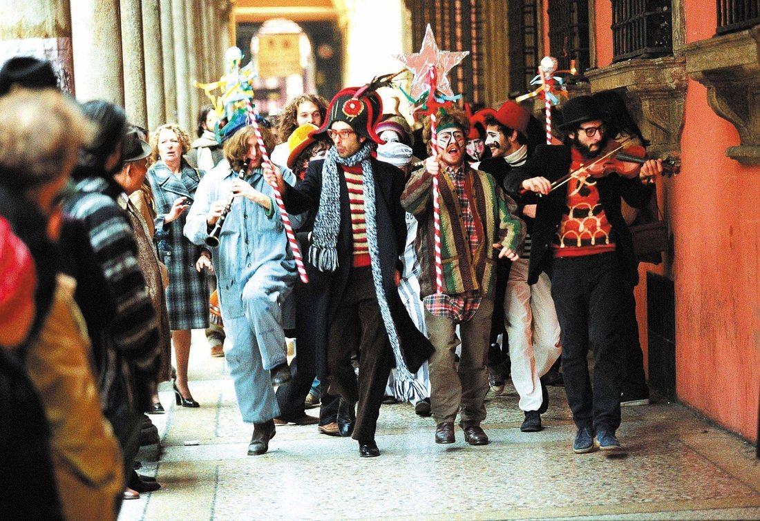 Movies of Bologna - Lavorare con lentezza