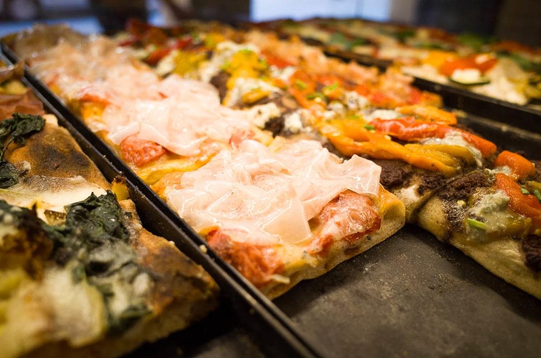 Best pizza in Bologna - Forno Brisa