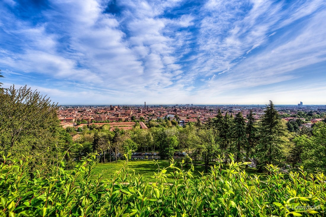 The best seasons to visit Bologna - spring