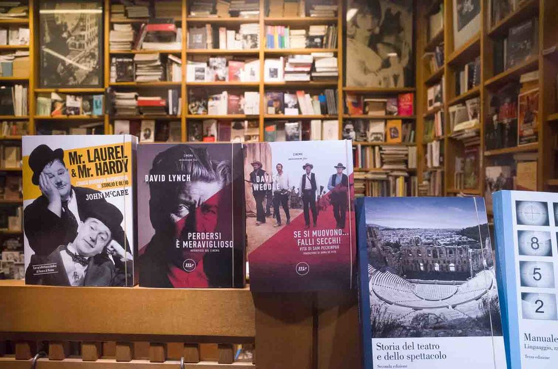 Bologna bookshop - Libreria di cinema teatro e musica