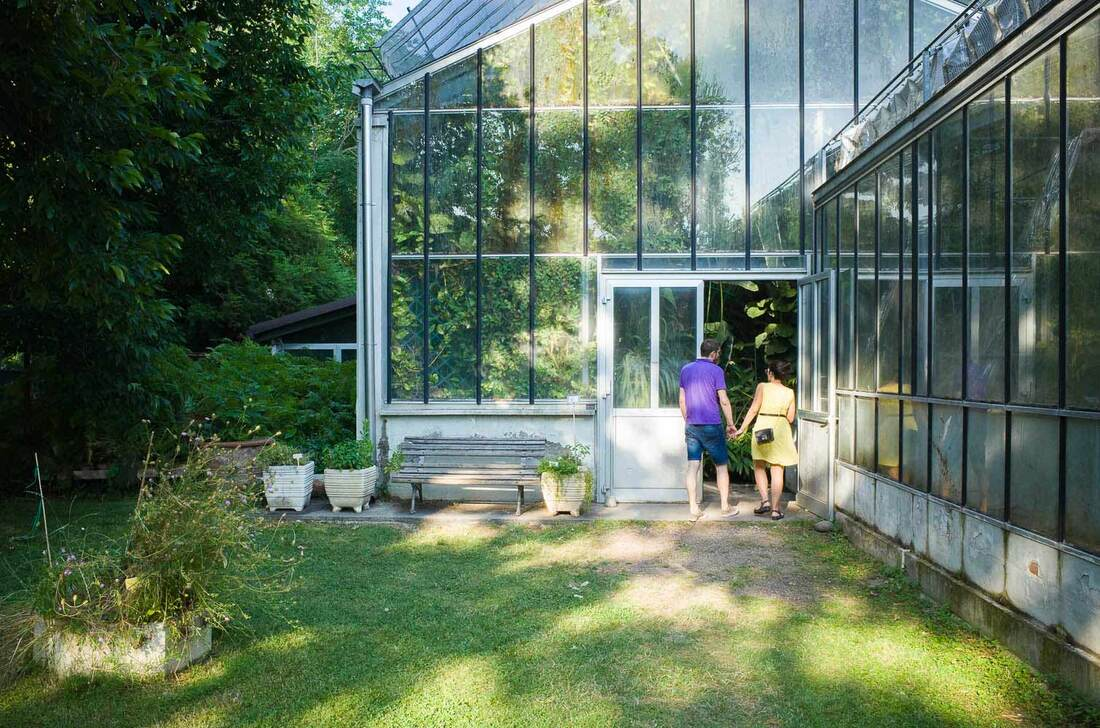 Free activities in Bologna - Botanic Garden
