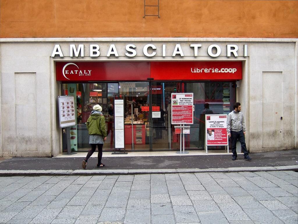 Budget restaurant in Bologna - Eataly Ambasciatori