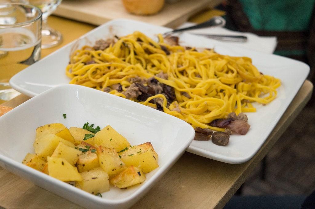 Budget restaurant in Bologna - Sfoglia Rina