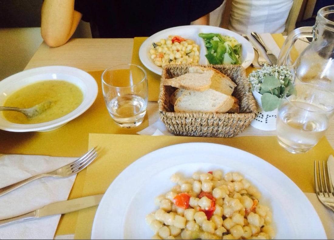 Budget restaurant in Bologna - Zenzero Bistrot