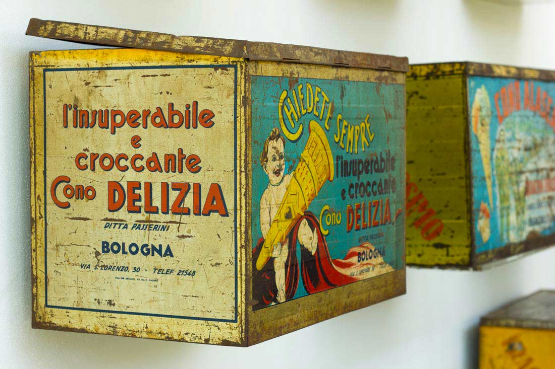 PicBologna with kids - Carpigiani Gelato Museum