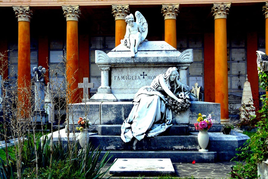 Free activities in Bologna - Certosa Cemetery