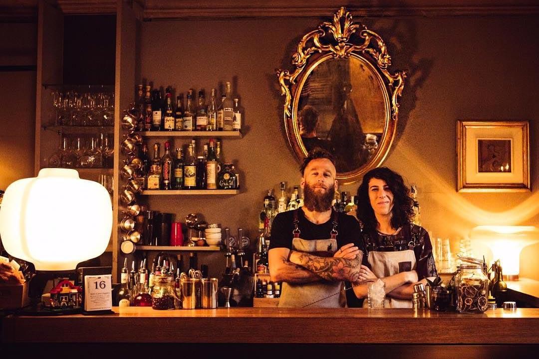 Cocktail bar in Bologna - Casa Minghetti