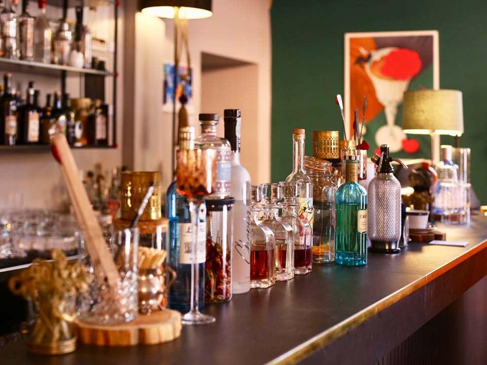 Cocktail bar in Bologna - I Conoscenti