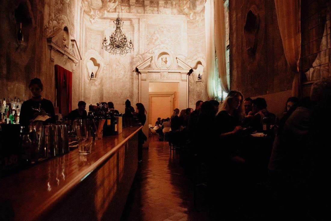 Cocktail bar in Bologna - Le Stanze
