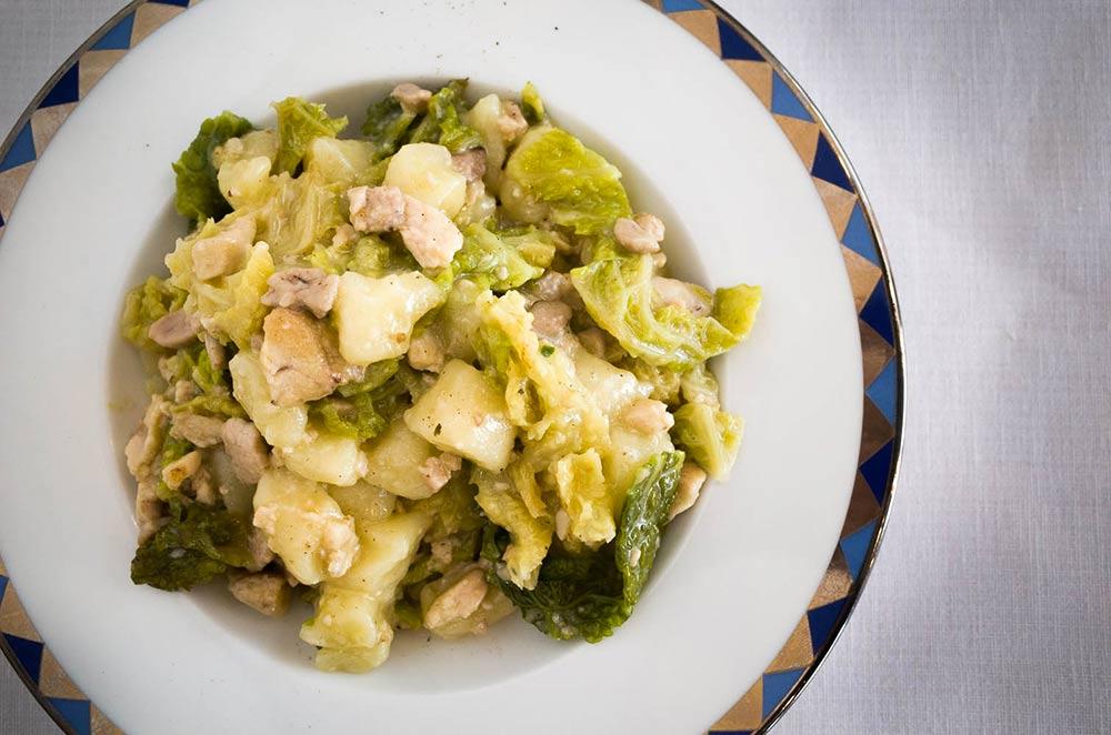 Cucina di Quartiere Modena - Gnocchi