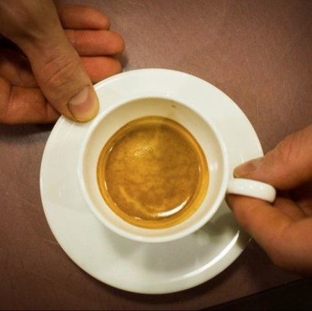 THE ART OF ESPRESSO