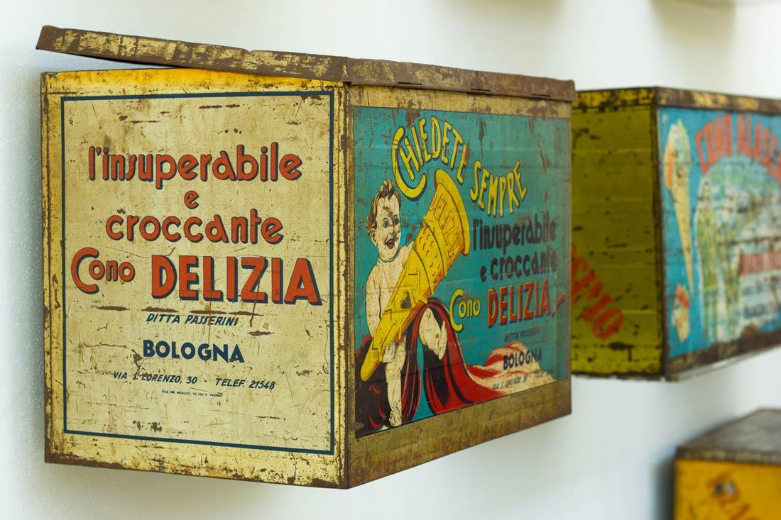 Museum in Emilia Romagna - Gelato Museum Carpigiani