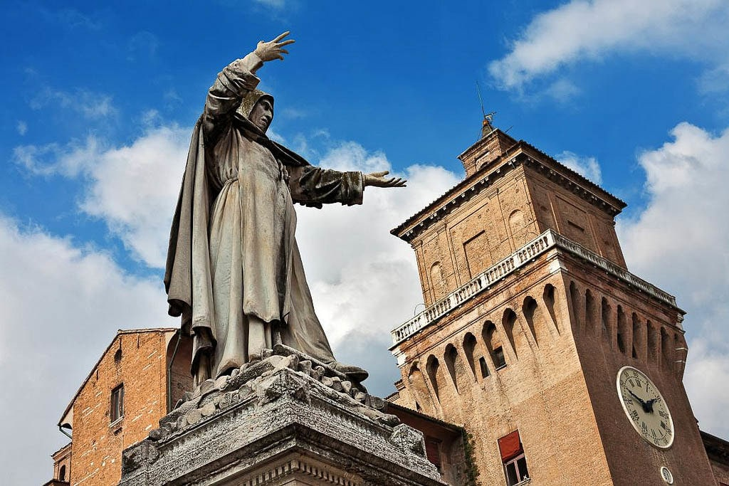 Day trips from Bologna - Ferrara