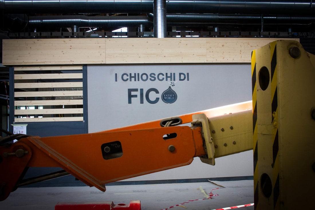 FICO Eatalyworld Bologna preview - Chiosco