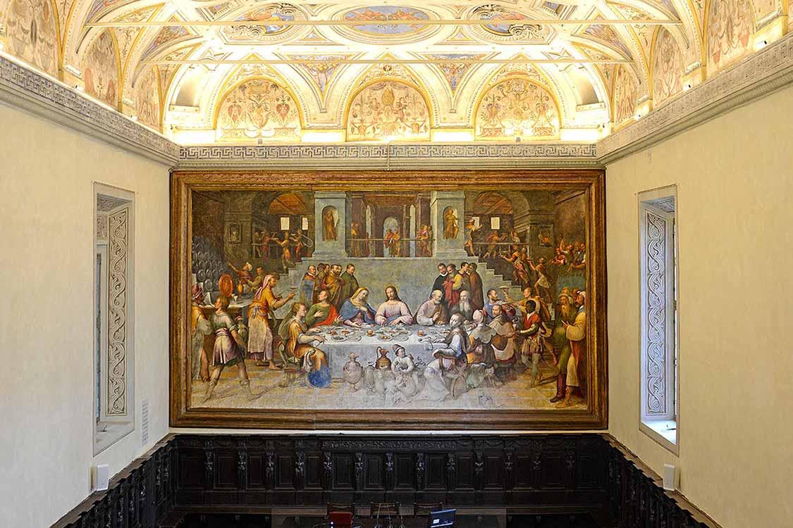 Libraries in Emilia Romagna - Biblioteca Classense Ravenna