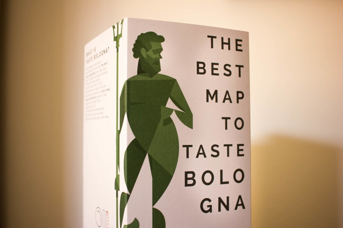 Best map Taste Bologna
